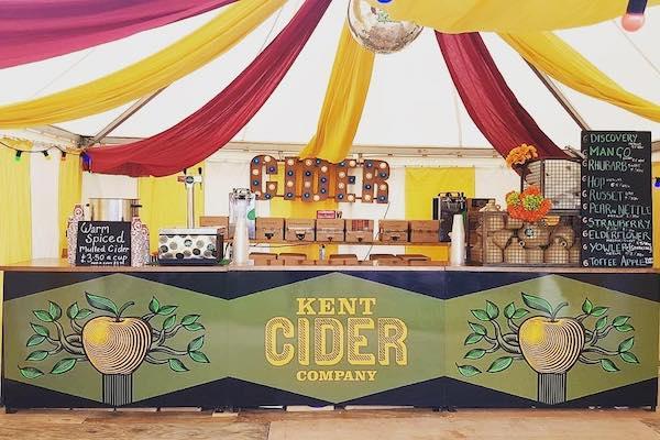 Broadstairs Food Festival Cider House Kent Cider Co
